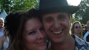 Friends pay tribute to Cor and Neeltje, who both died on the crash.
