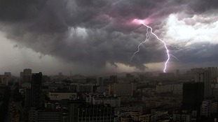 Thunderstorms are more common than you might expect, with 40,000 a day around the world.