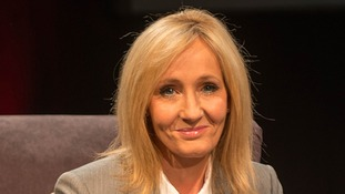 JK Rowling said she had always been a huge fan of crime thrillers.