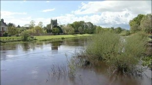 Flood scheme seeks approval