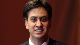 Ed Miliband says Israel's invasion will win Hamas more recruits.
