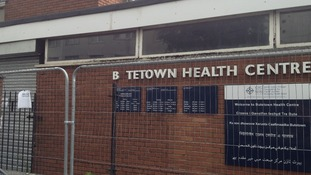 The old Butetown Health Centre