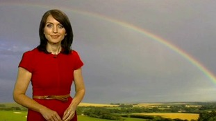 Overnight and tomorrow - your weather forecast