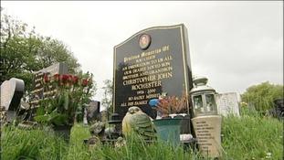 Christopher Rochester's Grave