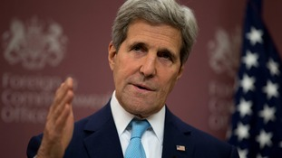 John Kerry will travel to the Middle East to try to negotiate a ceasefire.