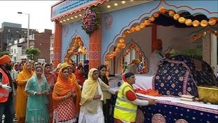 Sikh festival of Nagar Kirtan