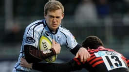 Cardiff Blues launch campaign for injured Owen Williams