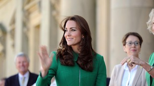 The Duchess of Cambridge is set for her first official trip without her husband, Prince William.