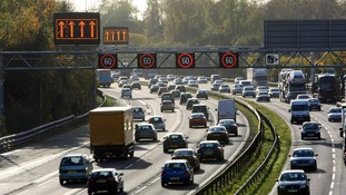 It is illegal to stop on the hard shoulder unless there is an emergency or if it is opened as part of a 'managed motorways' scheme