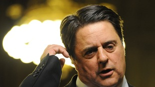 Nick Griffin has 'stepped aside' from the BNP leadership, the party has announced.