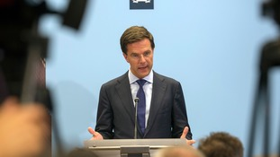 Dutch prime minister Mark Rutte has threatened tough action against Russia if it does not do more to help.