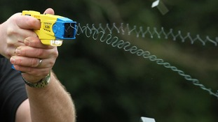 Police warned over Taser use