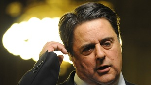 Ex-Leader Leader of the BNP Nick Griffin.