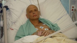 Alexander Litvinenko died after drinking tea laced with polonium