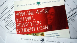 "An MPs' report that claims the student loans system is ""at tipping point"" due to Government miscalculations."
