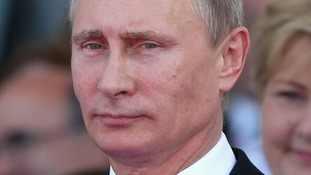 Russian President Vladimir Putin said countries must not meddle in Russia's internal affairs.
