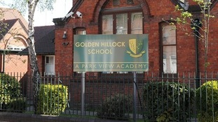 Golden Hillock was one of the schools at the centre of the controversy.