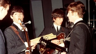 Tye Beatles, Paul McCartney, George Harrison and John Lennon