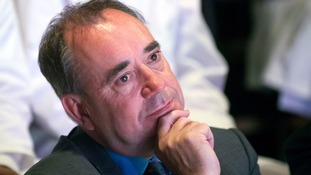 The letter details the international restrictions on moving nuclear waste to Alex Salmond