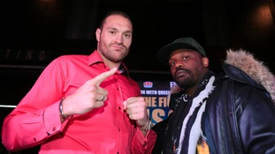 Fight fans can return tickets after Fury v Chisora is called off