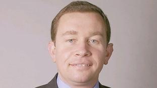 Kettering MP Philip Hollobone