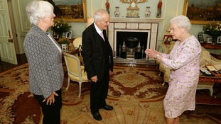 Ms Weir hailed the Queen's interest in music and said she felt inspired after meeting her.