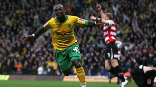 Lita enjoyed a successful loan spell with Norwich City back in 2008.