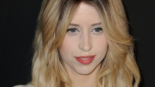 Peaches Geldof pictured in February.