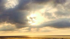 God 'spotted' over Norfolk