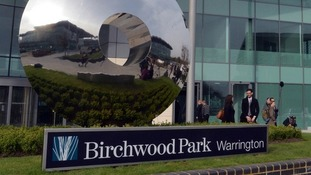 Inquests are taking place at Birchwood Park