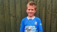 Football club admits safety breach after boy's death