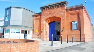 The incident reportedly occurred at HMP Nottingham in protest over high temperatures in the prison.