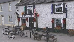 Bob's Bar has a mini-museum on Jack Moyney VC of the Irish Guards.