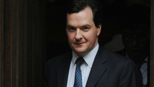 George Osborne gave evidence today at the Leveson Inquiry.