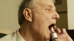 Sativex is an oral spray based on cannabis