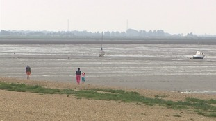 Snettisham in Norfolk was the setting for the picture.