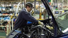 Midlands economy boosted by car making