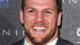 England rugby star James Haskell will launch the Respect the Water campaign.