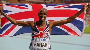 Farah was due to be one of the biggest names competing in Glasgow.