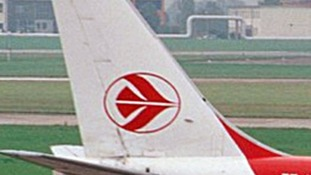 An Air Algerie plane (file photo).