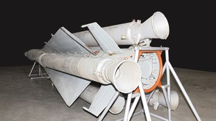 Kholod Hypersonic rocket system