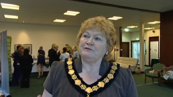 Council chairman Carol Pepper