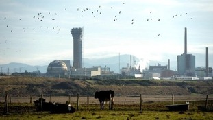 The Sellafield nuclear site was previously considered as a possible site for the underground storage