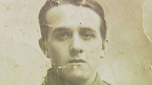 Private Robert Phillips from New Tradegar.