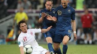 England tackle