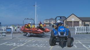 Port Talbot lifeboat