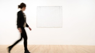 Invisible Art exhibition
