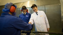 Osborne hails 'milestone' as GDP hits pre-2008 levels