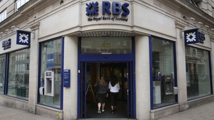 RBS' profits for the first half of the year were much better than expected.