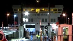 St Helen Wightlink Ferry